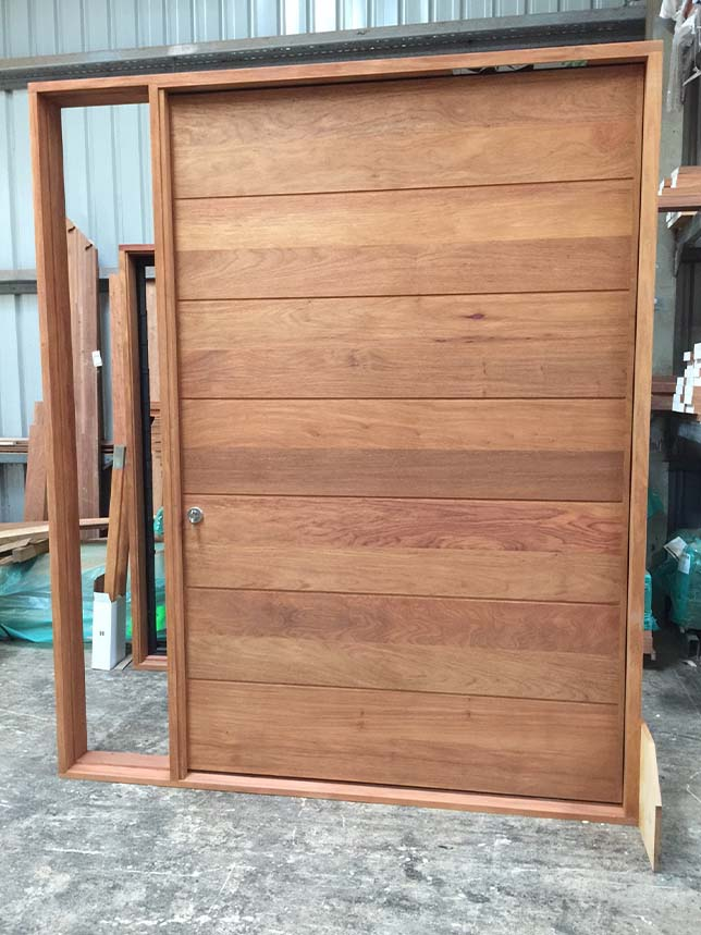 Solid Timber Front And Entry Doors Beachwood Doors - Solid front doors